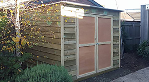 Timber Sheds Photo Gallery