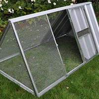 Pet cages hutches and enclosures